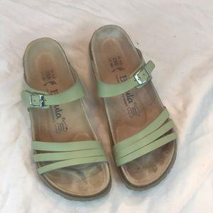 Betula by Birkenstock sz39 5,5 (L8/M6) sandals